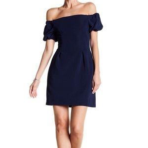 NORDSTROM- Leyden Off-Shoulder Dress